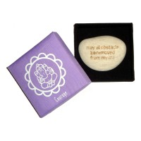 Affirmation Stone - COURAGE