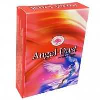 Green Tree Incense Cones - ANGEL DUST
