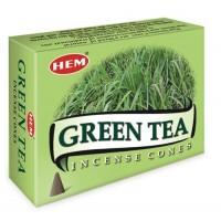 Hem Incense Cones - GREEN TEA