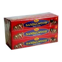BIC Sandalwood DHOOP Sticks x 12