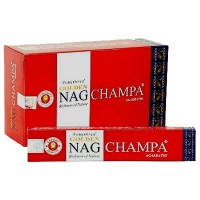 Golden NAG CHAMPA Incense