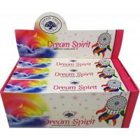 Green Tree Incense Sticks - DREAM SPIRIT