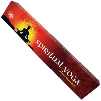 Green Tree Incense Sticks - SPIRITUAL YOGA