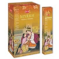 Hem Masala Incense - MYRRH
