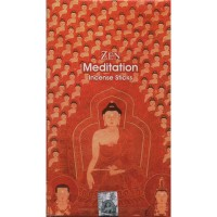 Kamini Incense Sticks - ZEN MEDITATION - 15g Flat Box