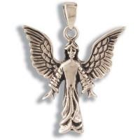 Bronze Pendant - ANGEL #001
