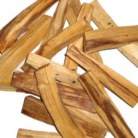 PALO SANTO Incense Sticks THICK STICKS - PERU - BULK - 500g