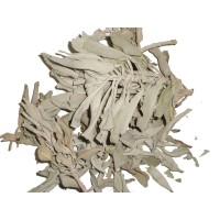 WHITE SAGE Smudge LOOSE LEAVES and CLUSTERS