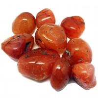 Tumbled Stones - CARNELIAN