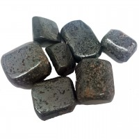 Tumbled Stones - HEMATITE