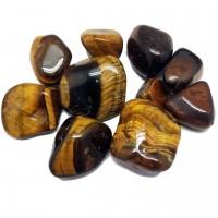 Tumbled Stones - TIGER EYE