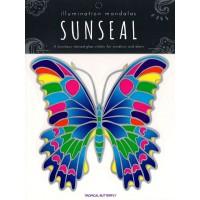 Decal / Window Sticker - Sunseal TROPICAL BUTTERFLY