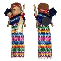 Worry Doll Magnet - Extra Large