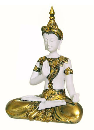 Thai Meditating Buddha