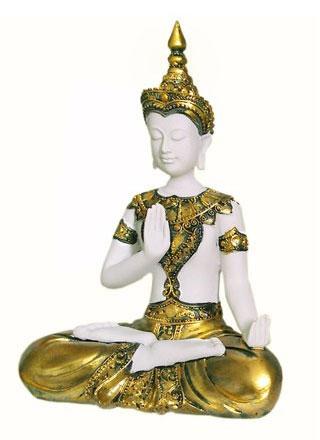 Thai Meditating Buddha