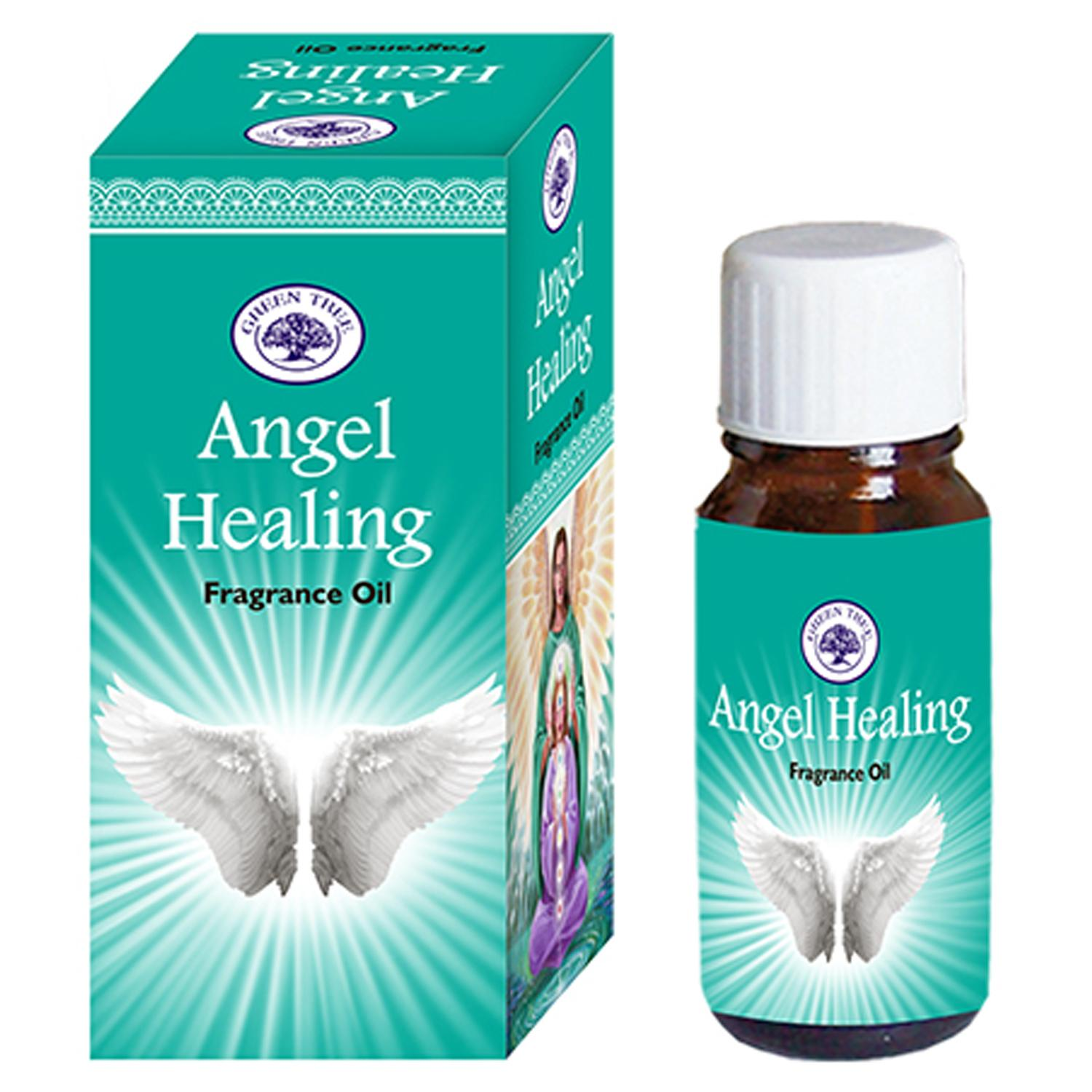 Green Tree Fragrance Oil - ANGEL HEALING