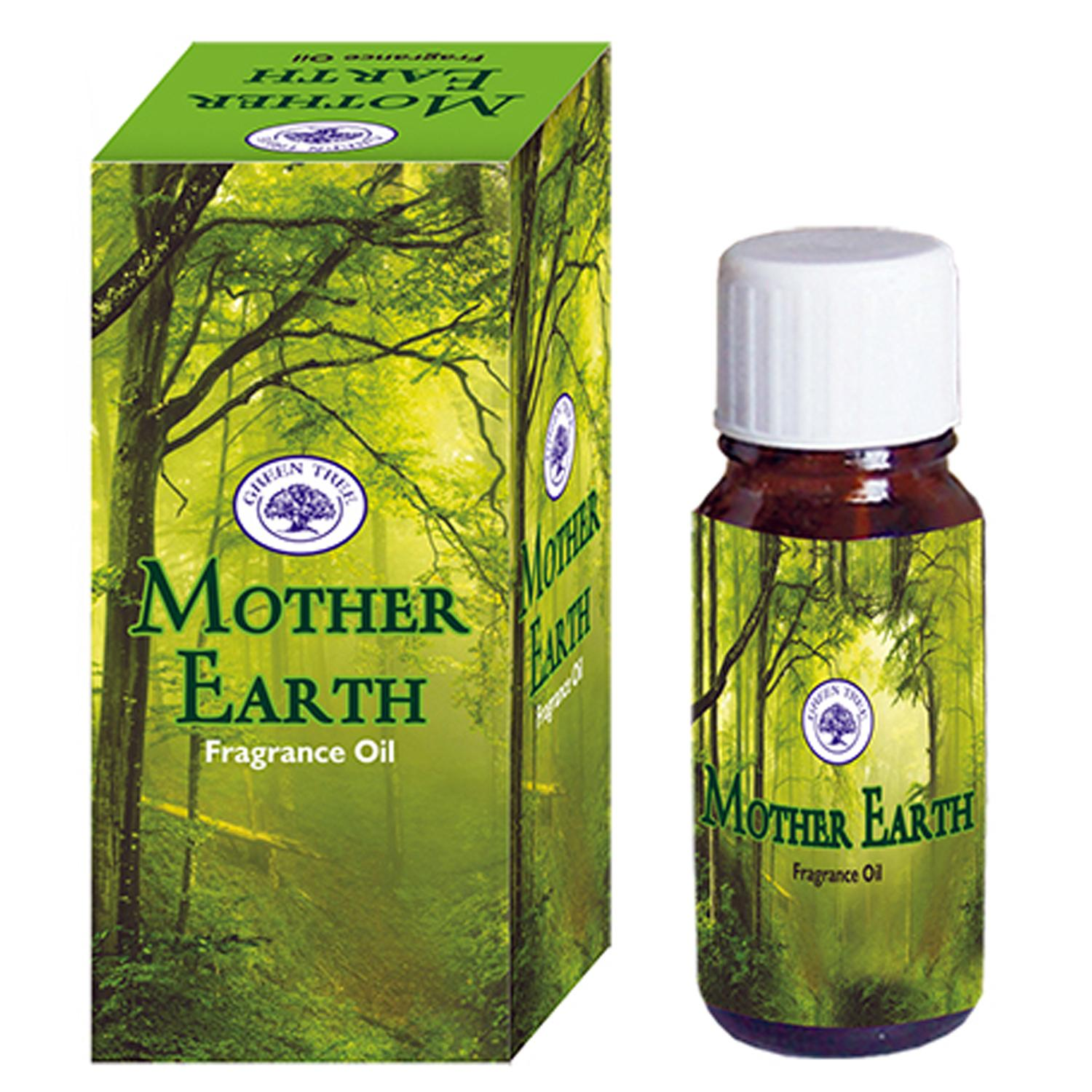 Green Tree Fragrance Oil - MOTHER EARTH