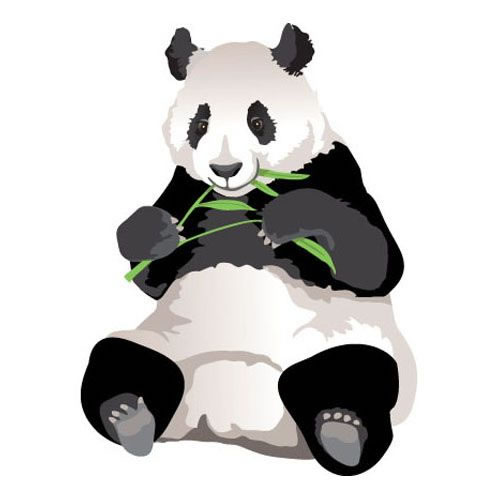 Fridge Magnet - PANDA