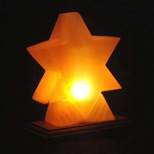 Himalayan Salt Lamp - STAR