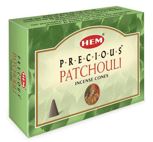 Hem Incense Cones - PRECIOUS PATCHOULI