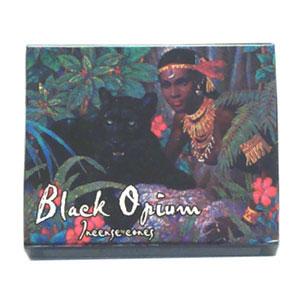 Kamini Incense Cones - BLACK OPIUM