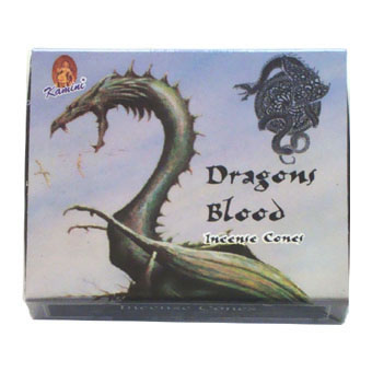 Kamini Incense Cones - DRAGONS BLOOD
