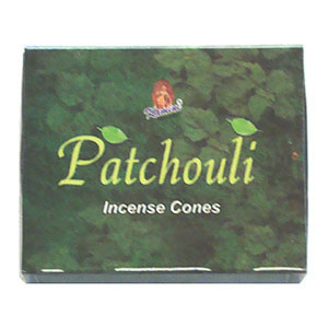 Kamini Incense Cones - PATCHOULI