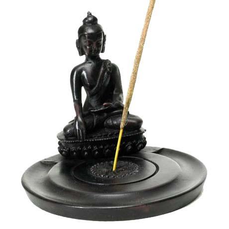 Incense Holder Resin - BUDDHA