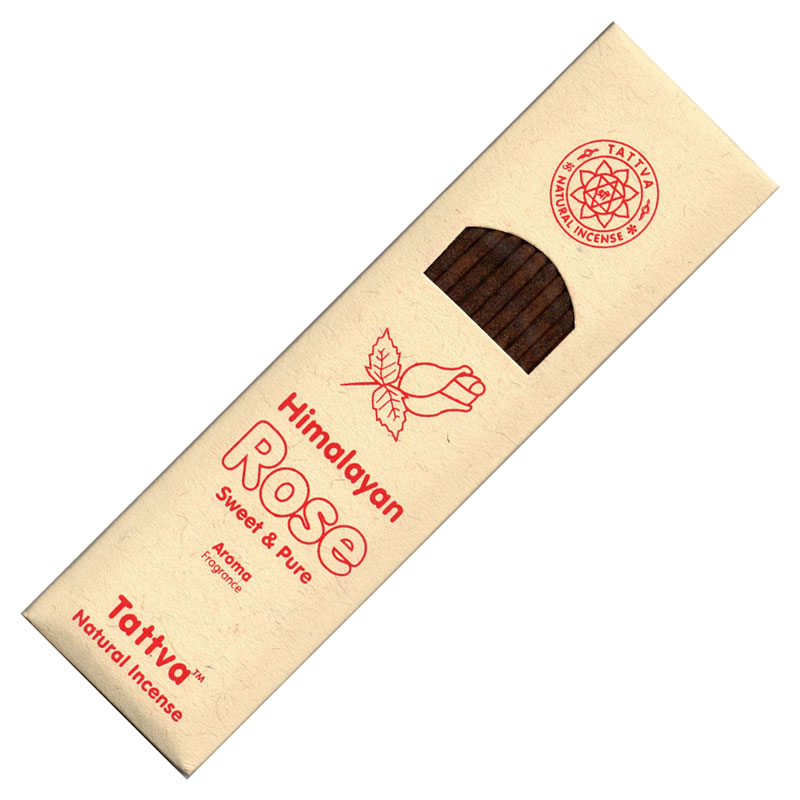 Tattva Ayurveda Incense - HIMALAYAN ROSE