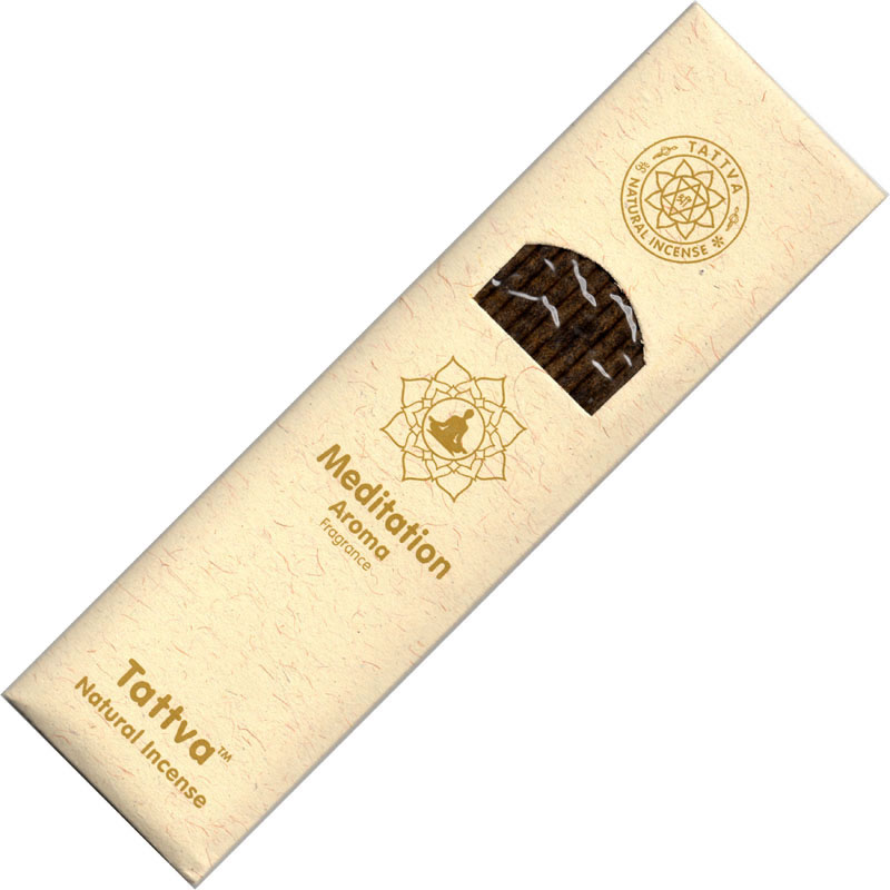 Tattva Ayurveda Incense - MEDITATION