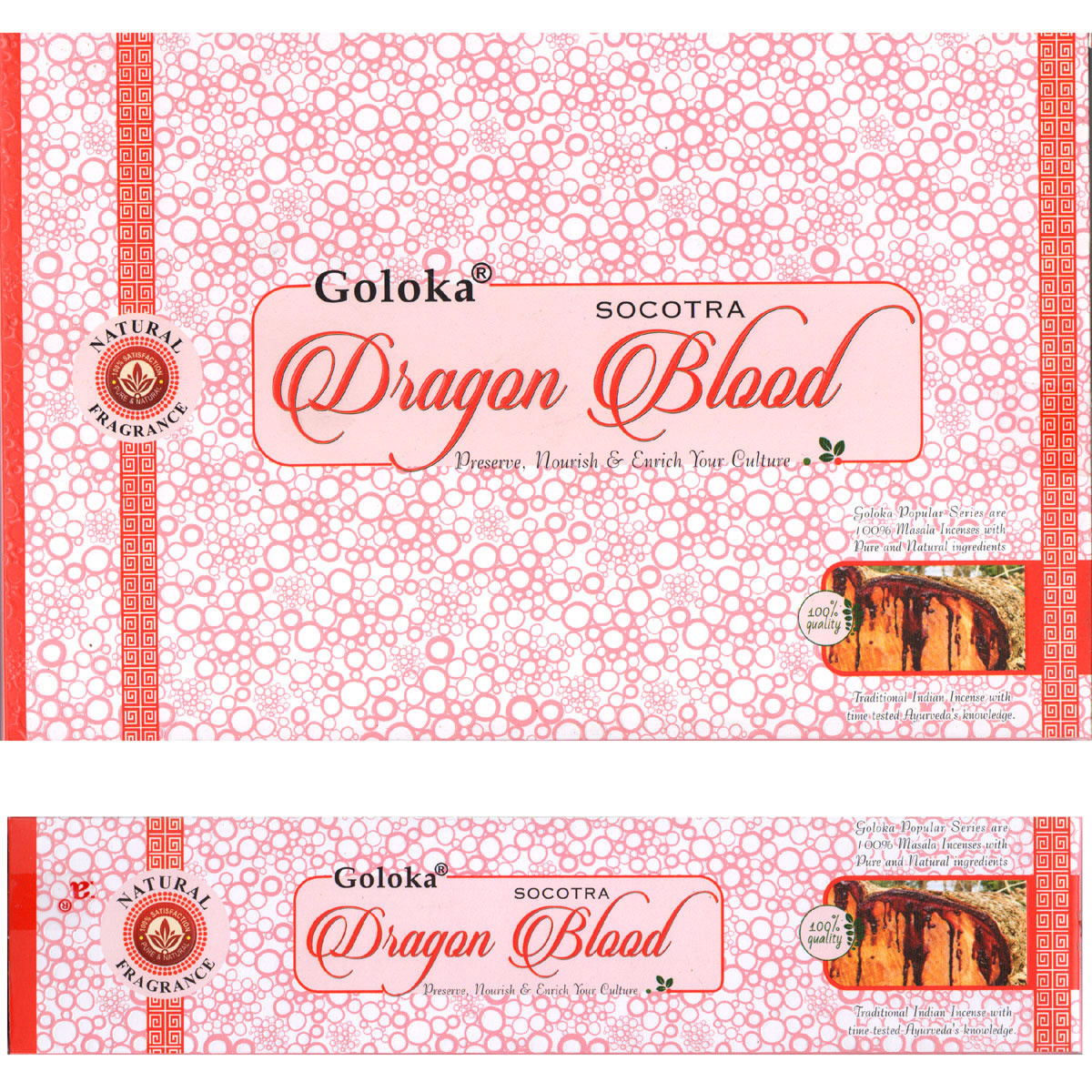 Goloka Incense - DRAGONS BLOOD