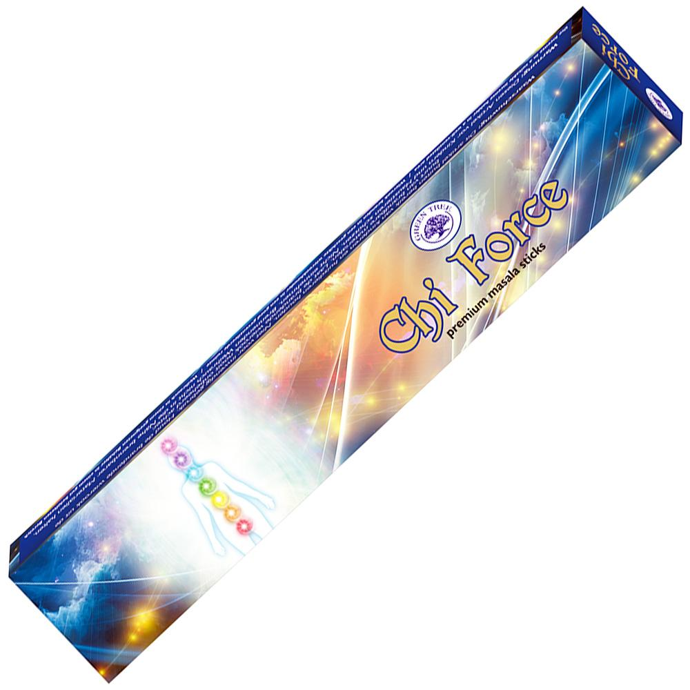 Green Tree Incense Sticks - CHI FORCE