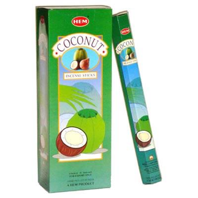 Hem Incense Sticks - COCONUT