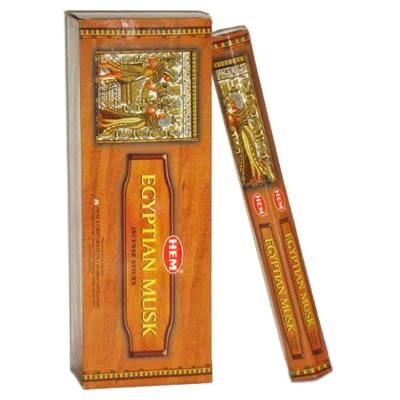 Hem Incense Sticks - EGYPTIAN MUSK