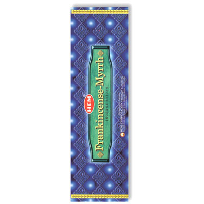 Hem Incense Sticks - FRANKINCENSE & MYRRH