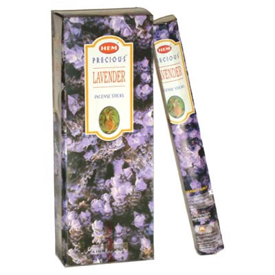 Hem Incense Sticks - PRECIOUS LAVENDER