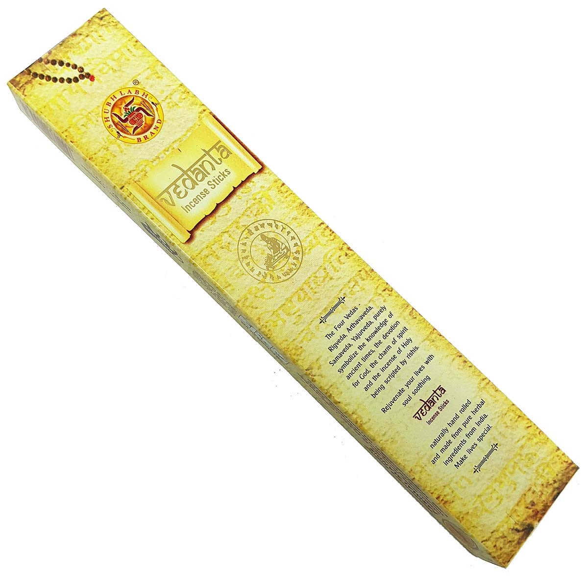 Parimal VEDANTA Natural Incense 17g