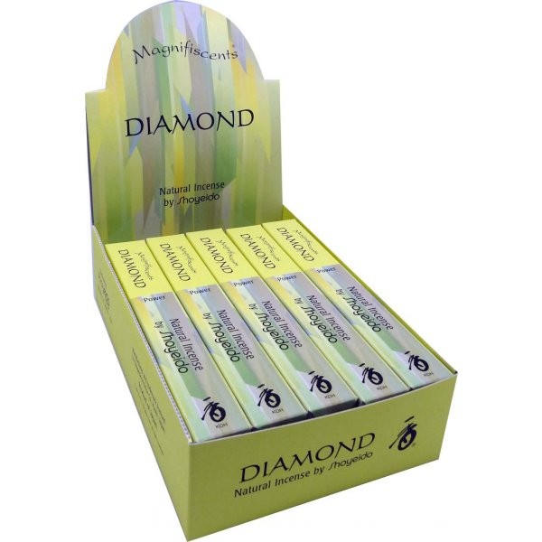 Shoyeido Natural Incense - DIAMOND