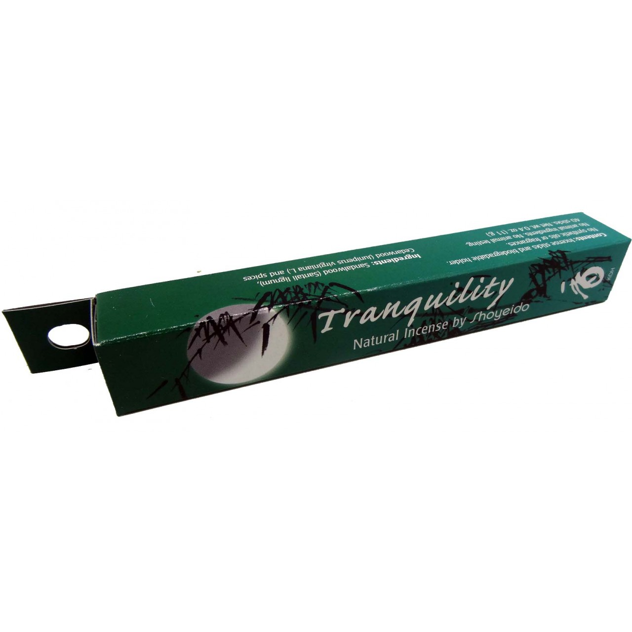 Shoyeido Natural Incense - TRANQUILITY