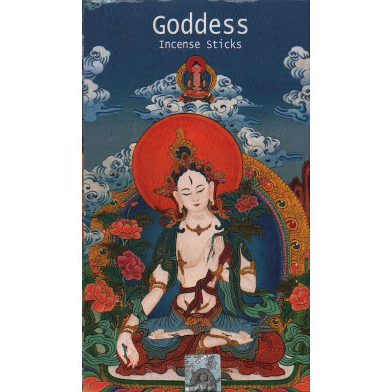 Kamini Incense Sticks - GODDESS - 15g Flat Box