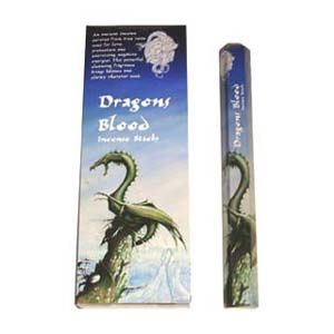 Kamini Incense Sticks - DRAGONS BLOOD
