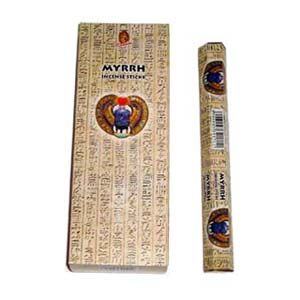 Kamini Incense Sticks - MYRRH
