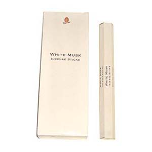 Kamini Incense Sticks - WHITE MUSK