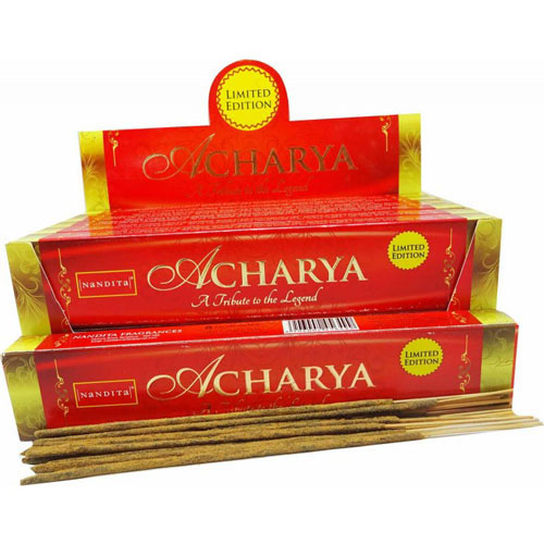 Nandita Incense Sticks - ACHARYA Organic