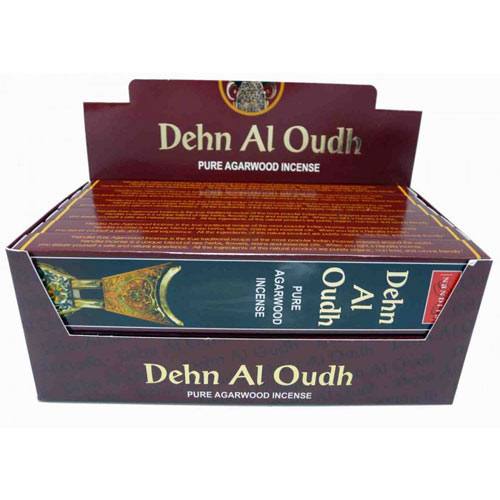 Nandita Incense Sticks - DEHN AL OUDH Organic