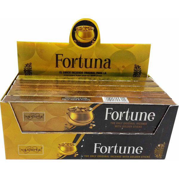 Nandita Incense Sticks - FORTUNE Organic