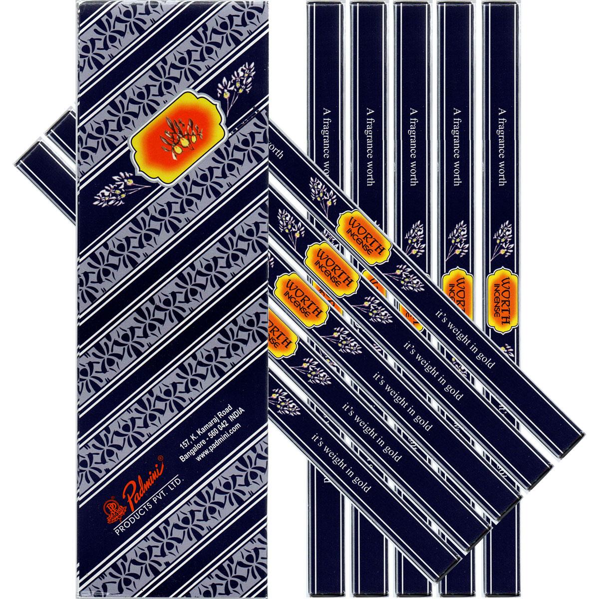 Padmini Incense - WORTH