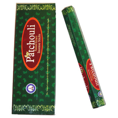 SAC Incense Sticks - PATCHOULI
