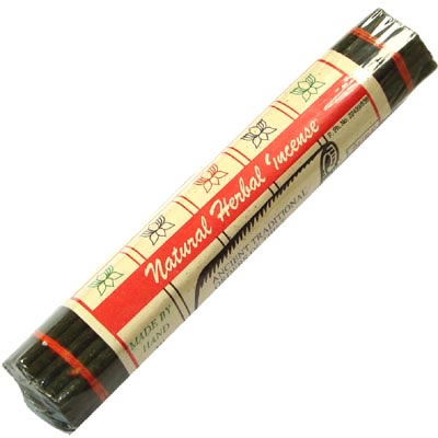 Tibetan Incense Chandra Devi - NATURAL HERBAL