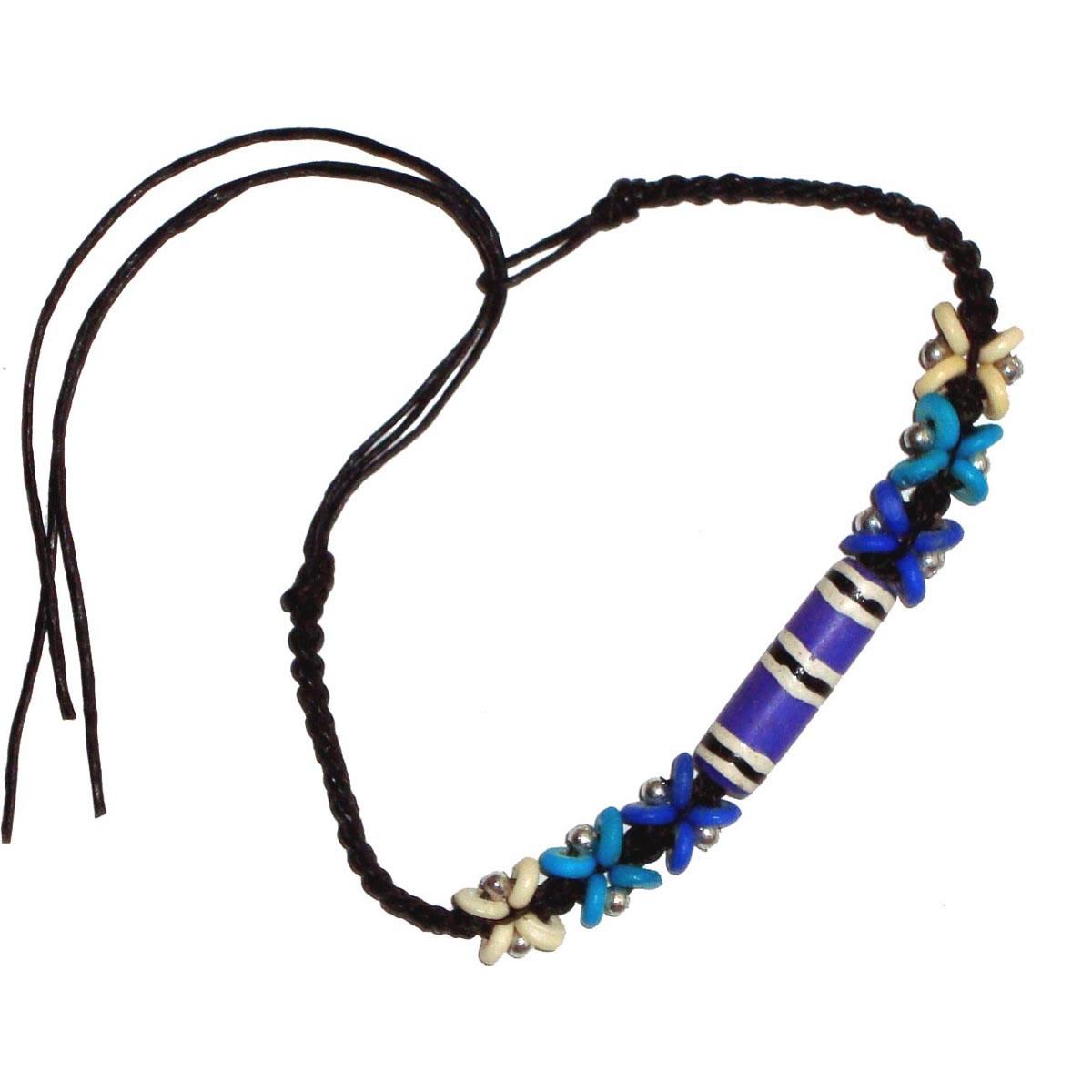 Colourful Beads Wristband [A]